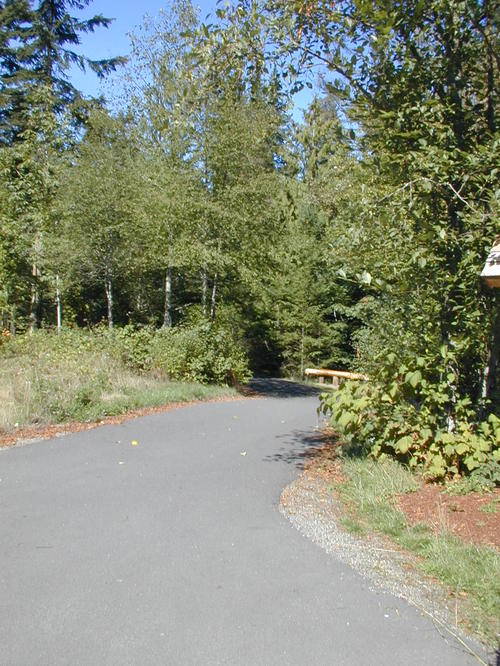 01 - Trailhead, Olympic Discovery Trail