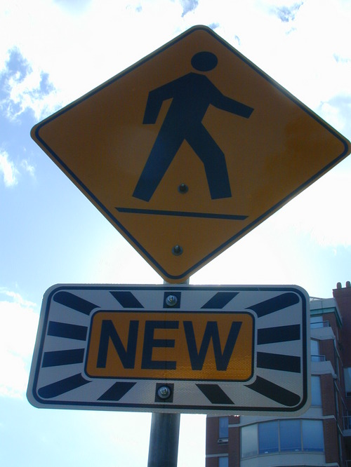 07 - NEW ped crossing